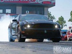 Ford Mustang стал «реактивным самолетом»