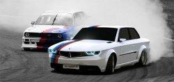 Тюнинг-пакет для обновления BMW 30-летней давности