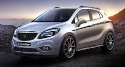 Opel Mokka с новым пакетом тюнинга