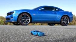 Chevrolet Camaro, игрушечная версия