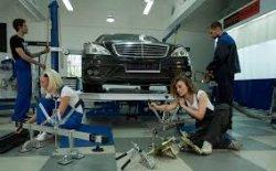 Как проводить косметический ремонт автомобиля?